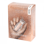 NAIL BOX Crystalpixie™ Petite Champagne Shimmer 5g -NEW- 5 g|Champagne Shimmer  ()